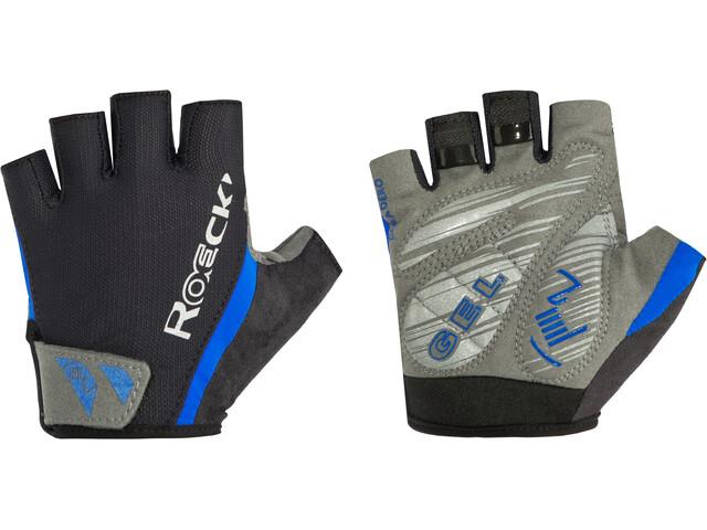 Roeckl Ilio Handschuhe schwarz/blau